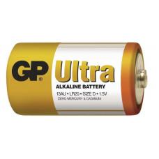 GP 13AU Ultra alkalická baterie LR20 1,5V (D velké mono) 1ks