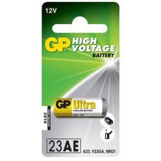 GP 23AE (MN21, A23) alkalická baterie 12V 1ks