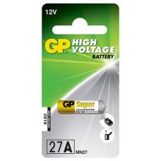 GP 27A (MN27) alkalická baterie 12V 1ks
