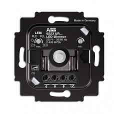 ABB 2CKA006512A0345 přístroj stmívače pro regulovatelné LED žárovky, pro otočné ovládání a tlačítkové spínání