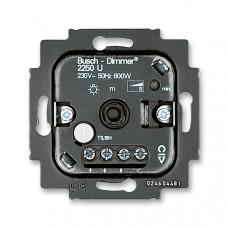ABB 2CKA006515A0704 přístroj stmívače pro otočné ovládání a tlačítkové spínání
