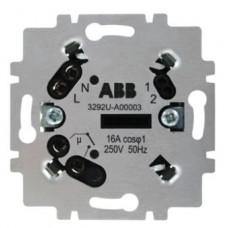 ABB 3292U-A00003 přístroj spínací, pro univerzální termostat nebo spínací hodiny