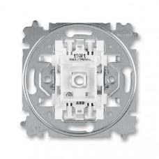 ABB 3559-A02345 přístroj spínače dvojpólového, řazení 2, bezšroubový