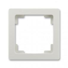 ABB Swing L 3901J-A00010 S1 rámeček jednonásobný, světle šedý