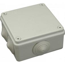 S-BOX 106 instalační krabice s průchodkami IP55 100x100x50