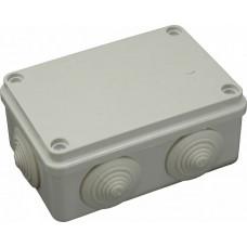 S-BOX 206 instalační krabice s průchodkami IP55 120x80x50