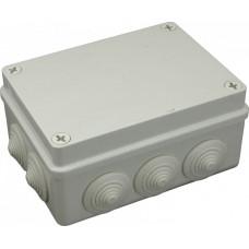 S-BOX 406 instalační krabice s průchodkami IP55 190x140x70