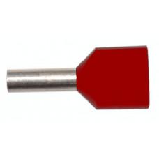 DD 1-8 lisovací dutinka s izolací dvojitá