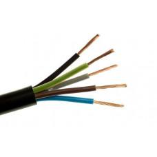 H05RR-F 5G1,5 (CGSG 5Cx1,5) gumový kabel 5x1,5