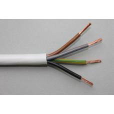 H05VV-F 4G0,75 (CYSY 4Bx0,75) ohebný kabel 4x0,75