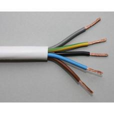 H05VV-F 5G0,75 (CYSY 5Cx0,75) ohebný kabel 5x0,75