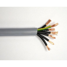 YSLY-JZ 7x1 ovládací kabel