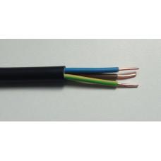 CYKY-J 3x1,5 (CYKY 3Cx1,5) silový kabel pro pevné uložení