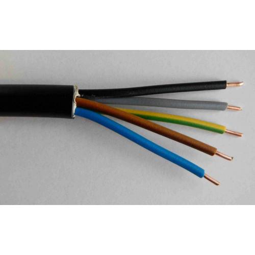 cyky j 5x4 cyky 5cx4 silov kabel pro pevn ulo en. Black Bedroom Furniture Sets. Home Design Ideas