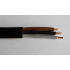 CYKYLo-O 3x1,5 (CYKYLo 3Ax1,5) instalační plochý kabel