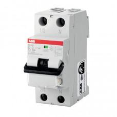 ABB DS201 B16 AC30 chránič s jističem 16A, 30mA /2CSR255040R1165/