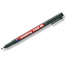 Edding 142 M černý permanentní popisovač 1mm