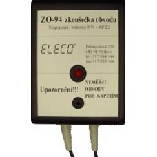 Eleco ZO-94 zkoušečka obvodů
