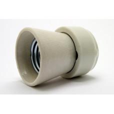 Desko 1334-607 keramická soklová objímka pro žárovky se závitem E27