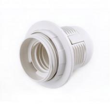 Objímka pro žárovky E27 s vnějším závitem