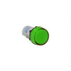 AD16-22DS LED signálka zelená 230V