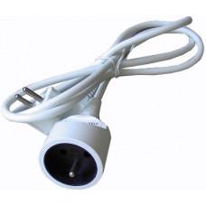 Prodlužovací kabel 1 zásuvka 3m