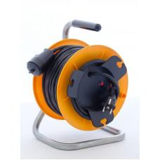 Munos 1000310 naviják prodlužovací gumový kabel 3x1,5 25m 1 zásuvka