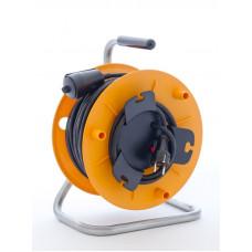 Munos 1000320 naviják prodlužovací gumový kabel 3x1,5 50m 1 zásuvka