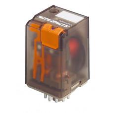 Schrack MT326230 multifunkční relé, 230VAC, 10A, 3 kontakty