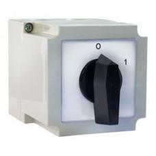 Apator 4G10-10-PK vačkový spínač v krytu