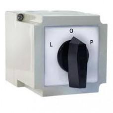 Apator 4G10-11-PK vačkový spínač v krytu reverzační