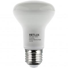 RETLUX RLL 281 směrová LED žárovka E27 8W R63