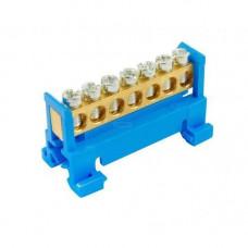 Elcon N7 nulovací rozbočovací můstek modrý
