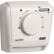 Vemer KLIMA SI prostorový termostat s vypínačem /VE021200/