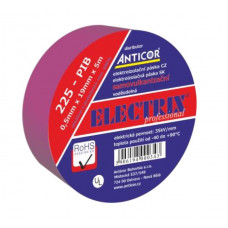 Electrix 225 PIB samovulkanizační páska 25mm x 5m