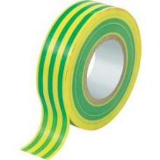 Elektroizolační páska PVC 15x10 zeleno-žlutá