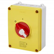 Gewiss GW70489NP vačkový vypínač 80A 3P+N